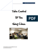 Classroom Management Strategies to Help You Succeed With the Noisy Class
