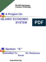 Islamic Economic System Final