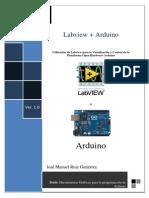 Arduino y Labview Programing