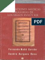 Mane Burgues Publicaciones Medicas Uruguayas