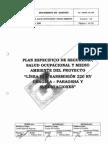 10.- Plan de Seguridad