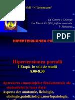 Hipertensiunea Portala Sem Anghelici