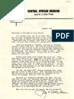 Free Jayne 1988 Zimbabwe