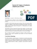 6 Tendencias Digitales Para El 2014