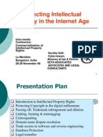Intellectual Property in the Internet Age-Ppt.ks.Doc (1)