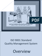 QMS ISO 9001 2008 Overview