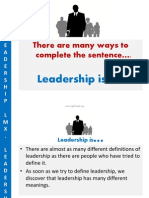 LMX Leadership
