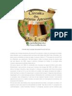 Release Circuito Das Cervejas Artesanais de Juiz de Fora