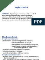 Bronşita cronică