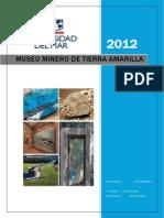 Museo Mineralogico Tierra Amarilla