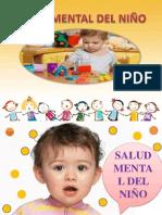claseII salud mental del niño