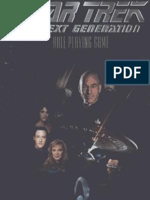 Lug25000 - Star Trek Tng Rpg - Core Rules | Borg (Star Trek