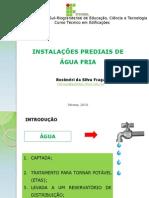Água Fria - Instalações_Prediais_de_Água