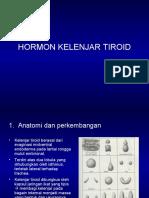 HORMON KELENJAR TIROID