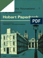 Keynes Versus the Keynesians