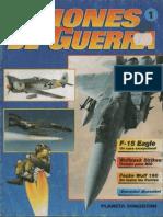 Aviones de Guerra, Issue No.1