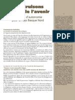 2009-04-10 Argumentaire Autonomia Kolektiboa (Pour Un Statut d'Autonomie)
