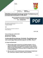 Kl. Anfrage von Pirat Ickes in BVV Tempelhof-Schöneberg zu Wannseebahngraben