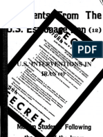 Documents from the U.S. Espionage Den voume 12 part 3