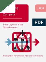 World Bank - Logistic Performance Indicator -2014