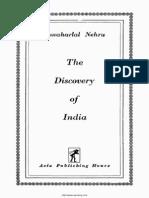 Discovery India Nehru