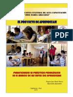 MODELO DE PROYECTO EDUCACIÓN PRIMARIA JUAN PORTAL PIZARRO