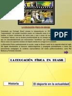 La Educacion Fisica en Brasil