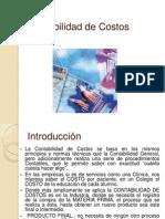 Contabilidad de Costos Intro