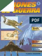 Aviones de Guerra, Issue No.5
