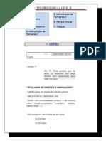 Resumo Processo Civil II