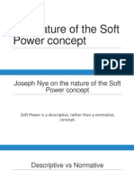 the nature of the soft power concept