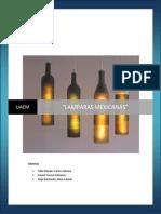 Proyecto Lamparas Mexicanas Final