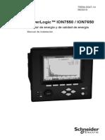 datasheet M7550
