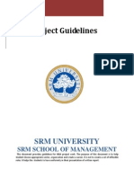 Project Guidelines for MBA (1)