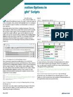 MS3D-Scripts Common Configuration Options 200905