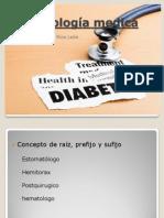 Terminología medica