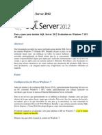 Instalando SQL Server.docx