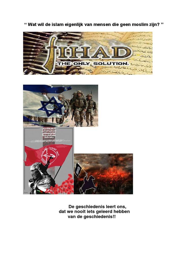 Joden en Christenen Onder de Islam  Derde Stukje | Religious