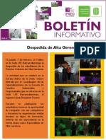 Boletín Informativo N° 2 2014