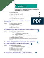 UNA EJEMPLIFICACIÓN DE UN PROYECTO PARA LA CONSTRUCCIÓN DE LA CONVIVENCIA EN UN INSTITUTO