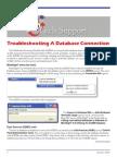 Database-Troubleshooting a Database Connection-200710