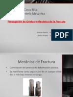 PROPAGACIÓN DE GRIETAS Y MECÁNICA DE LA FRACTURA V2