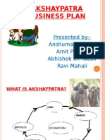 AKSHAIPATRA.business Plan