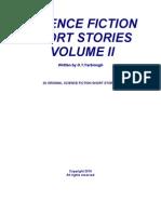 SCIENCE FICTION SHORT STORIES VOL II