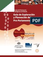 Pre-Parliament Kit Spanish