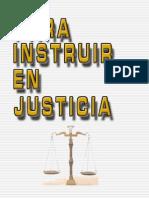 Para Instruir en Justicia