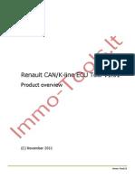 Renault ECU Tool V1.01