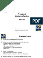 Principi Di Fire Investigation AL