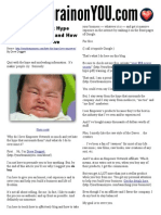 Empower Network Hype Makes Babies Cry + How YOU Can Rise Above