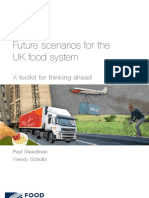 Future Scenarios for the UK Food System